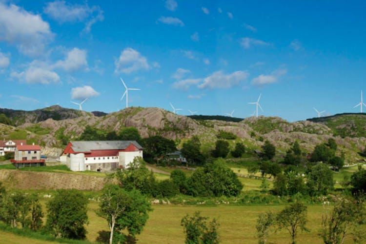 Norsk Vind Energi NO